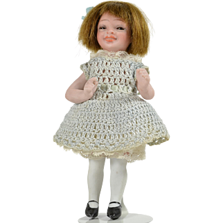 "Didi by Orsini, 5"" Tall, All Bisque"