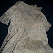 Beautiful Dress for China or bisque dolls Free P&I US buyers