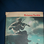 Rare 1968 Fiddler of High Lonesome Briton Turkle dj free P&I US BUYERS