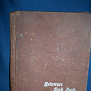 1896 Delaware Ohio Cook Book St Paul's M E Church Free P&I US BUYERS