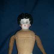 Two old China low Brow dolls Free P&I US Buyers