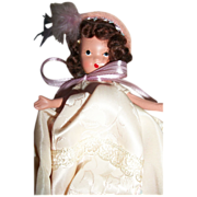 Nancy Ann Story Book Bisque Doll Free P&I US Buyers