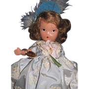 Lovely Rare NASB Doll Beauty  wih tag Free P&I US buyers