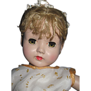 "14"" Effanbee HP Cinderella  Doll Free P&I US Buyers"