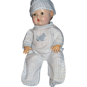 """Cute Flannel sleeper Set for 12"""" Dy Dee Baby & Friends (Doll NOT INCLUDED)"""