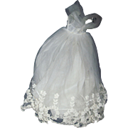 Vintage Elise Madame Alexander Doll Bride Dress Veil bouquet Free P&I US Buyers
