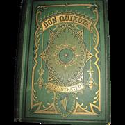 Rare Don Quixote De la Mancha illustrated Free P&I US Buyers