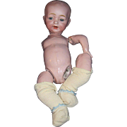 "13"" 390 Kaiser Baby doll for parts Free P&I US Buyers - Red Tag Sale Item"