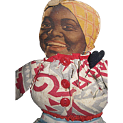 Vintage Black Americana Aunt Jemima Pin Cushion Free P&I US Buyers