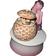 Pink Panther & Inspector Snake Charmer Music Box Free P&I US Buyers
