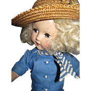 "14"" Tintair Effanbee Honey doll Free P&I US  Buyers"