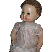"21"" Adorabe Sweetie PIE Effanbee Composition Doll Free P&I US Buyers"