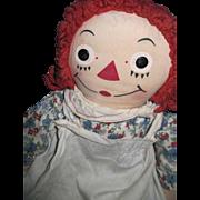 """18"""" Georgene Raggedy Ann Doll  Free P&I US Buyers"""