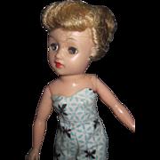 "10.5"" Little Miss Revlon Ideal Doll Free P&I US buyers"