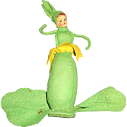 "5.5"" Lenci type veggie Doll Free P&I US Buyers"