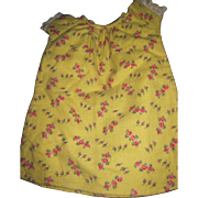 Swee Rose nightie for small Dy Dee baby doll & friends Free P&I US Buyers