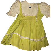 Lovely vintage dress for Toni or Saucy Type doll Free P&I US Buyers