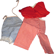 2 Play outfit for Dy Dee  Baby Doll & Friends  Free P&I US Buyers!