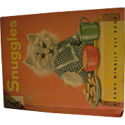 Snuggles Real Kitten Book Frees photos Free P&I US Buyers