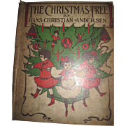 1906 The Christmas Tree Hans Christian Anderso  Ilus G A  Davis Free P&I US Buyers