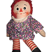 Non Talking Raggedy Ann Doll Free P&I US Buyers!