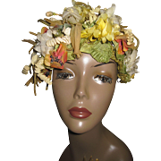 Fleur de Lis  Hat or Trim for doll outfits  Free P&I US Buyers
