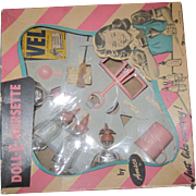 Doll E Nursette Box  Set For Dy Dee Doll & Friends Free P&I US Buyers