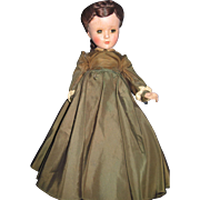 "14"" Little Women Madame Alexander Jo Doll Free P&I US Buyers !"