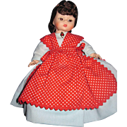"Sweet 8"" Madame Alexander Jo Little Women doll Free P&I US Buyers"