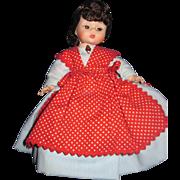 """Sweet 8"""" Madame Alexander Jo Little Women doll Free P&I US Buyers"""
