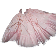 Nice taffeta Slip for Revlon Alexander or Fashion doll Free P&I US Buyers