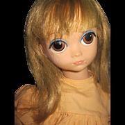 "20"" Royal Big Eye Poseable doll   Free P&I US Buyers"