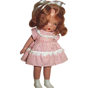 No. 80 Red hair Margie Ann Nancy Ann Story Book Doll white boot Free P&I US Buyer