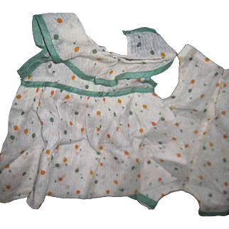 Lovely two piece outfit for composition doll Free P&I US Buyers