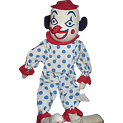 "BBF 60""s Burger Boy Food-O-Roma Advertising Clown Free P&I US Buyers!"