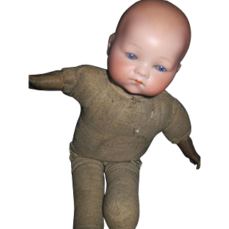 """10"""" German Dream Baby doll for parts or project Free P&I US Buyers!"""