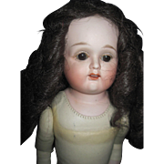 "18"" Nippon Morimra Bisque head/Doll Free P&I US Buyers"
