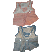 2 Vintage rompers for Patsy and Friends Free P&I US Buyers
