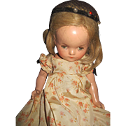 "13"" Madame Alexander Compo Tagged Princess Elizabrth doll Free P&I US Buyers"