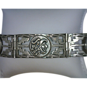 Mexican Aztec Gods Warrior Bracelet