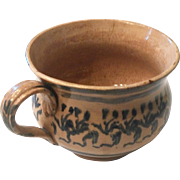 Mochaware Chamberpot for Child