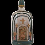 Bottle Whimsy Nativity