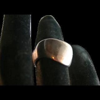Georg Jensen Minas Spiridis #244 Sterling Ring Early 90's