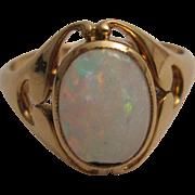 Murrle Bennett 18K Opal Ring