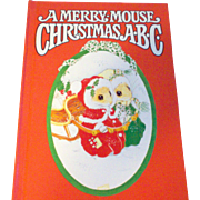 Christmas Merry Mouse ABC