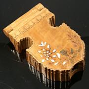 Decorative Antique Watch Stand