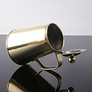 Arts and Crafts Brass Tankard by Henry Loveridge