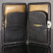 Antique Card Case by John Pound of London