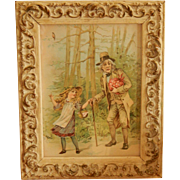 """1898 """"Little Nell"""" for doll room"""