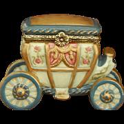 Vintage trinket box for doll